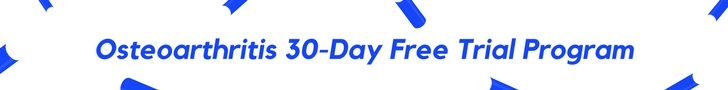 Osteoarthritis 30-Day Free Trial Program
