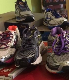 30%-70% off selected athletic footwear
